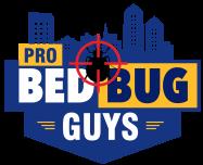 Pro Bed Bug Guys Logo